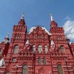 Tag 38 bis 43: Moskau und meine erste Zugfahrt in Russland